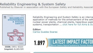 SCI期刊Reliability Engineering & System Safety投稿实战经验